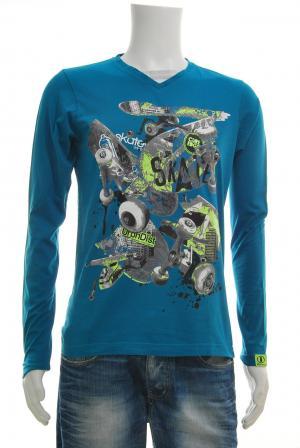 88bab5c400f Мъжка тениска-Here & There-7258082206185